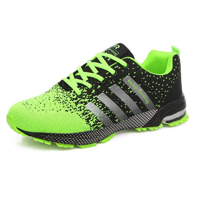 Кроссовки мужские и женские для бега, модная дышащая спортивная обувь, легкие удобные сникерсы