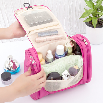 Hanging Travel Cosmetic Bags Toiletry Wash Storage Case Functional Makeup Pouch Organizer Necessary Accessories Supplies Product maximum supplier travel cosmetic makeup bag toiletry case hanging pouch wash organizer storage