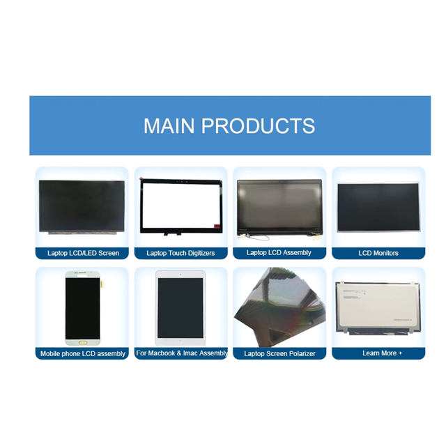Original 14 inch B140HAN01.2 LP140WF1 SPB1 B140HAN01.3 B140HAN01.0 B140HAN01.1 For thinkpad L440 T440 screen 1920 * 1080 ips