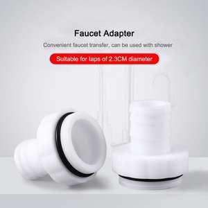 Plastic Shower Faucet Splash Head Adapter Universal Universal Kitchen Basin Multi-Function