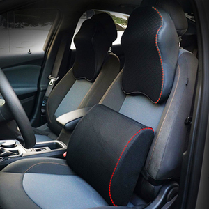 3D Memory Foam Car Cushion Was
