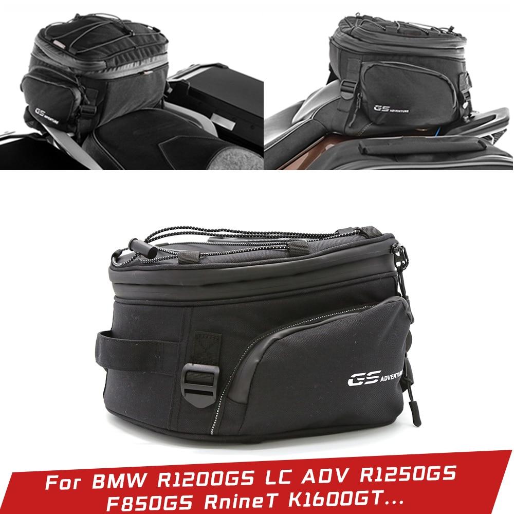 Motorcycle Saddle Bag Saddlebag Tailbag Tail Bag Mount Panniers Rack Top Case For BMW R1200GS LC ADV F850GS R Nine T K 1600 GT