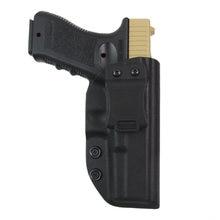 Тактическая кобура для пистолета iwb kydex glock 17 31 чехол