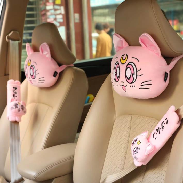 Sailor Moon Car Seat Set Pillow 1