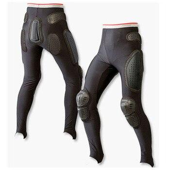 KOMINE Japanese Original Anti-fall Motorcycle Armor Pant Underwear Riding Racing Anti-wrestling Pants Protective Gear Underpants