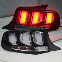 Luces traseras LED Luz trasera LED para FORD Mustang, 2010-2014