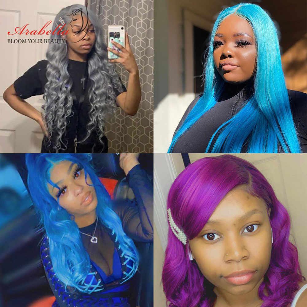 Perulu düz 613 peruk siyah kadınlar için bebek saç ile 150 yoğunluk Remy sarışın 4x4 kapatma peruk Arabella % 100% insan saçı peruk