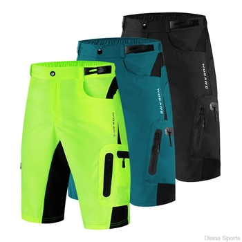 Summer Hiking Shorts Green/blue/black Outdoor Sports Shorts Men Women Riding Clothes Quick Dry Reflective Climbing Hiking Shorts