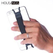 Security Hand Strap Holder Universal For iPhone 7 8 Plus Belt Elastic Bracket Samsung iPad Mobile Phone Finger Grip
