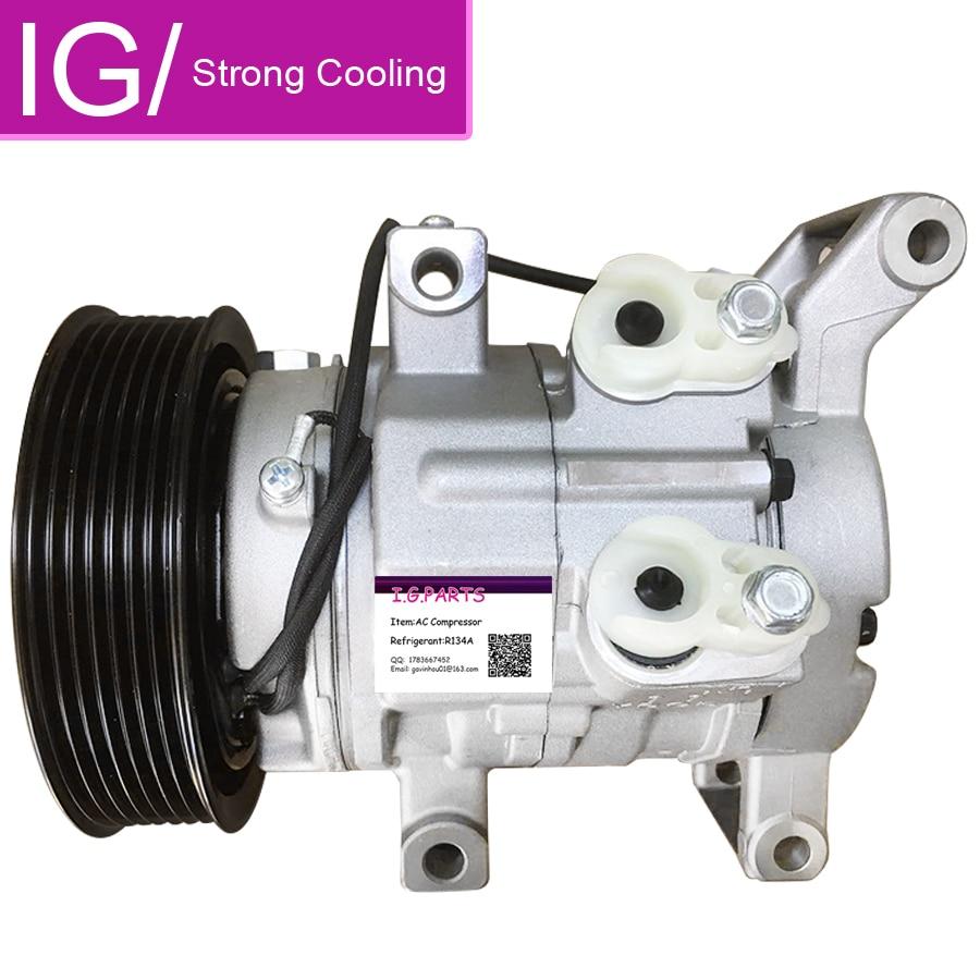 Kavac Fortuner Pengchen Parts New A//C Compressor 88320-0K080 for Toyota Hilux vigo