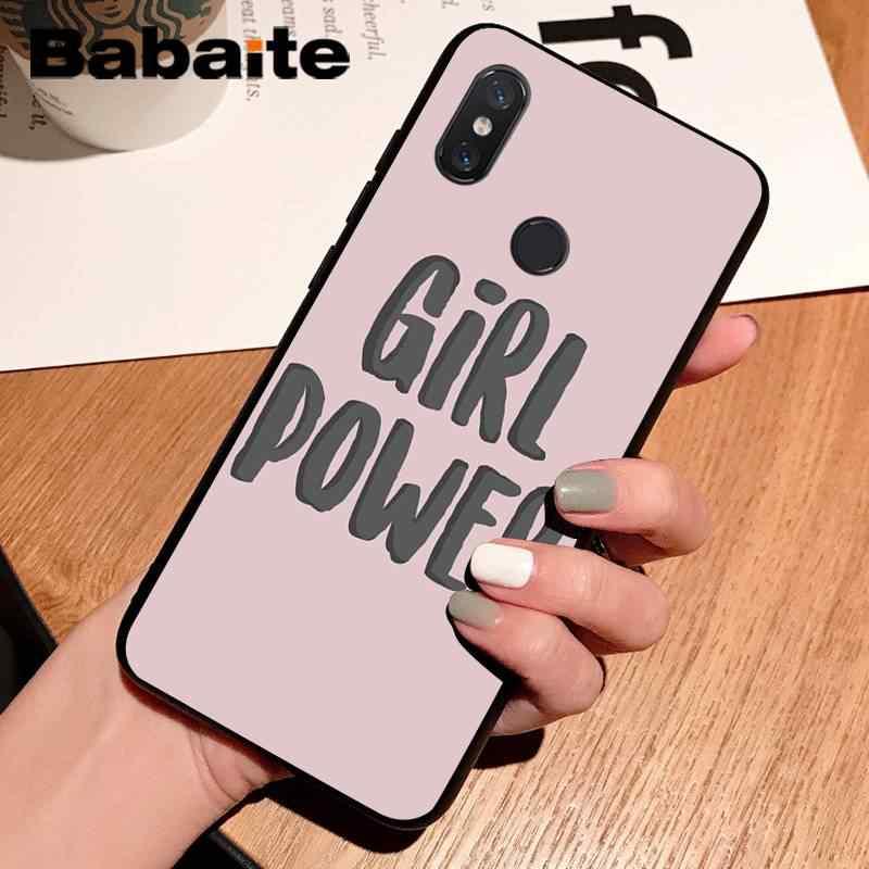 Babaite милый чехол для телефона XiaoMi 6 MIX2 8SE K20 REDMI 5A NOTE4X 7 6A