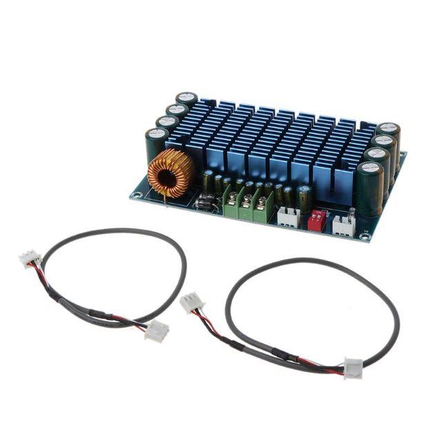 TDA7850 4x50W רכב רמקול דיגיטלי מגבר אודיו לוח 4 ערוץ ACC DIY מכונית high end AMP DC12V מודול