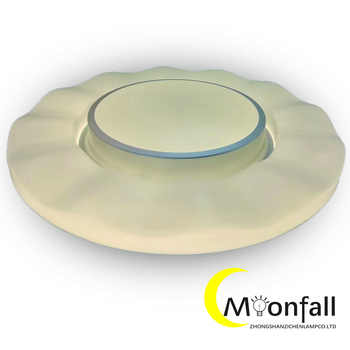 Moonfall-LED Ceiling lighting-Round lamp-Modern&Simple Style light for indoor, Bedroom, Kitchen, Diningroom, Balcony, Study