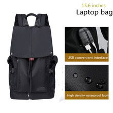 Zoger high quality waterproof anti-theft large backpack men's function laptop backpack male outdoor bag Mochilas