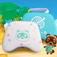 for Nintendo Switch Pro Game Controller Carrying Case Storage Bag for Switch Pro/XBOX One PS4 Animal Crossing