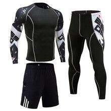 Fleece Long johns Winter Thermal underwear set New Men's Mus
