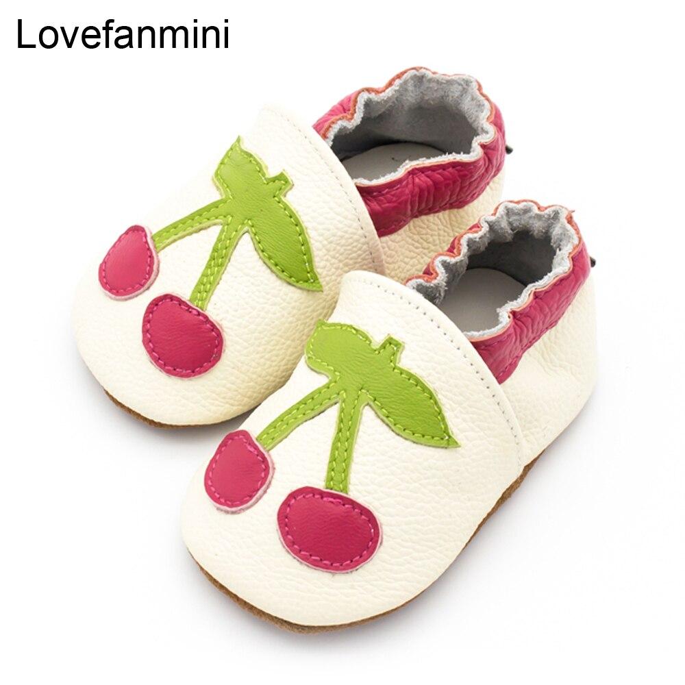 sapatos de bebe macio genuino couro de vaca do bebe meninos meninas infantil da crianca mocassins