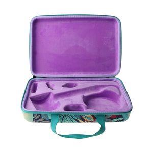Image 3 - Podróż przenośny futerał do przenoszenia zakryte przechowywanie torba pokrowiec rękaw pudełko na Dyson Supersonic suszarka do włosów