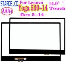 14 дюймовый сенсорный дигитайзер для lenovo yoga 530 flex 5