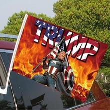 American custom car flag election flag 30cm * 45cm