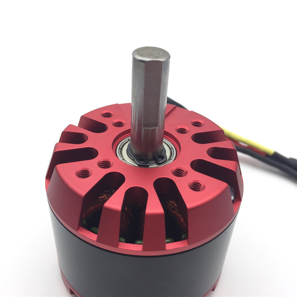 Remote Control 6354 270kv 200kV Brushless Motor Scooter Motor Surfboard Motor Mowing Electric Tool