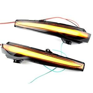Image 5 - Dynamische Blinker Blinker Sequentielle Seite Spiegel Anzeige Licht Für Mercedes Benz C E S GLC W205 X253 W213 W222 V Klasse W447