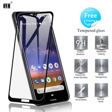 купить Full Cover Tempered Glass for Nokia 2.2 Screen Protector FOR Nokia 2.2 Protective Film 5.71 дешево