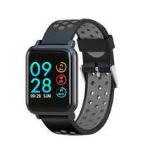 SN60 Plus Smart Wristband Activity Track Sport Fitness Monitor Band Heart Rate Blood Pressure Watch