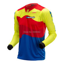 2020 MTB Jersey Enduro Motocross Jersey DH Hombre Maillot Ciclismo MX MTB Sepeda Jersey Bersepeda(China)