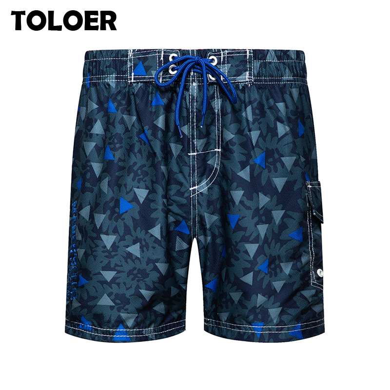 Summer Men''s Board Shorts Beach Brand Shorts Surfing Bermudas Masculina Printed Men Hip Hop Boardshorts Men Quick Dry Swimsuits