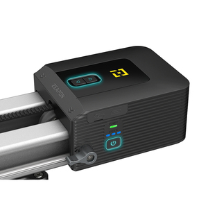 Image 5 - Zeapon بمحركات مايكرو 2 زائد حامل كاميرا متحرك المحمولة السفر المسافة 54 سنتيمتر/21.2in 4.5 كجم كل اتجاه قدرة 39 ديسيبل موتور