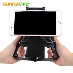 Image 2 - Soporte metálico para tableta y teléfono inteligente, abrazadera de soporte para control remoto DJI MAVIC MINI AIR MAVIC 2 PRO SPARK