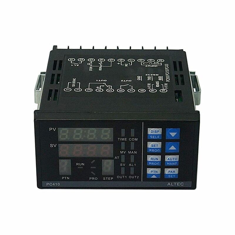 Controlador de Temperatura Peças da Máquina de Solda Estação de Retrabalho Rs232 com Módulo de Comunicação Painel Altec Digital Pc410 Bga