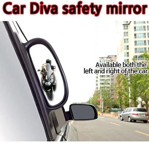 Car Sa fety Rearview Mirror Blindspot mirrors high definition glass avoid traffic accidents