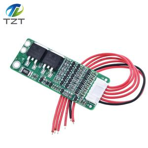 Image 2 - TZT 5S 15A Li ion Lithium Battery BMS 18650 Charger Protection Board 18V 21V Cell Protection Circuit