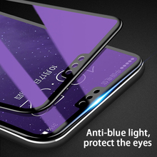 10D Eyes Protective Tempered Glass on the for Huawei Honor 10 Lite 8S 8C 8X Max 8A Pro 10i 20i Anti-