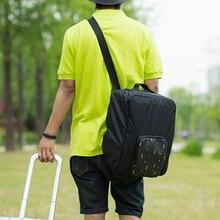 Sac à dos de voyage Portable Oxford, sac à main étanche pour hommes et femmes