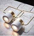 220В Высокое качество вращающийся подвесной светильник Регулировка металла подвесные светильники для бара ресторана бара прикроватная лам...