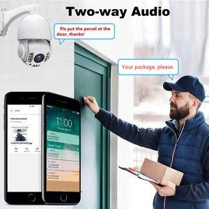 Image 2 - 5MP Wireless Wifi Security Camera 1080P HD 30X Optical Zoom PTZ IP Camera Outdoor Home Security CCTV Surveillance Cam