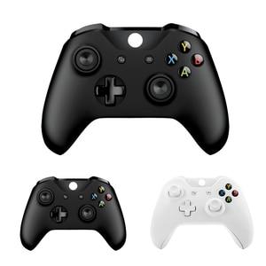 Image 1 - בקר אלחוטי עבור Microsoft Xbox אחד מחשב מחשב בקר Controle Mando עבור Xbox אחת Slim קונסולת Gamepad מחשב ג ויסטיק