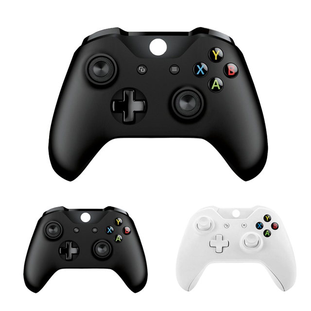 בקר אלחוטי עבור Microsoft Xbox אחד מחשב מחשב בקר Controle Mando עבור Xbox אחת Slim קונסולת Gamepad מחשב ג ויסטיק