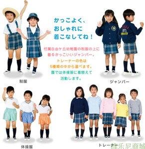 Image 4 - 5 Kleuren Japan Japanse Jk Schooluniform Uwabaki Schoenen Indoor Schoenen Cosplay Platte Voor Lolita Zoete Meisjes Comfortabele Sport Gym