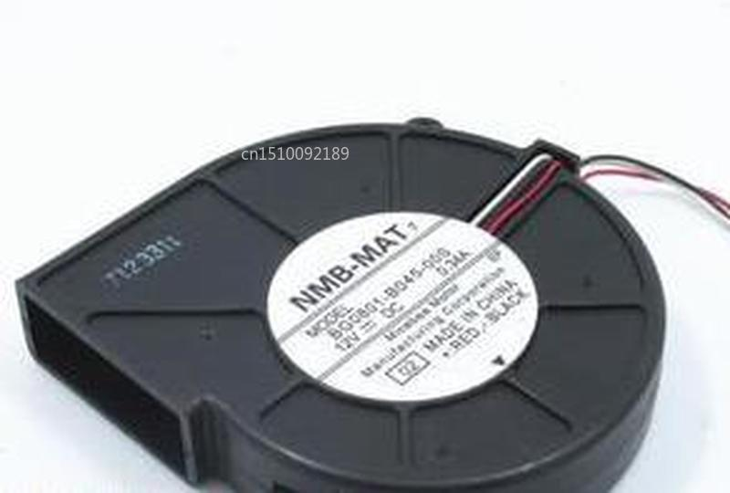 FOR Original NMB-MAT 8020 DC12V 0.34A 80X20mm BG0801-B045-00S 3 Wire Fan Free Shipping
