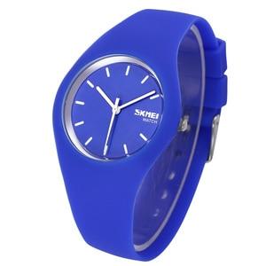 Image 4 - New Fashion Women Sports Watch Silicone Men Casual Watch Quartz Watch Clock Student Relogio MasculinoRelogioFeminino RelojMujer