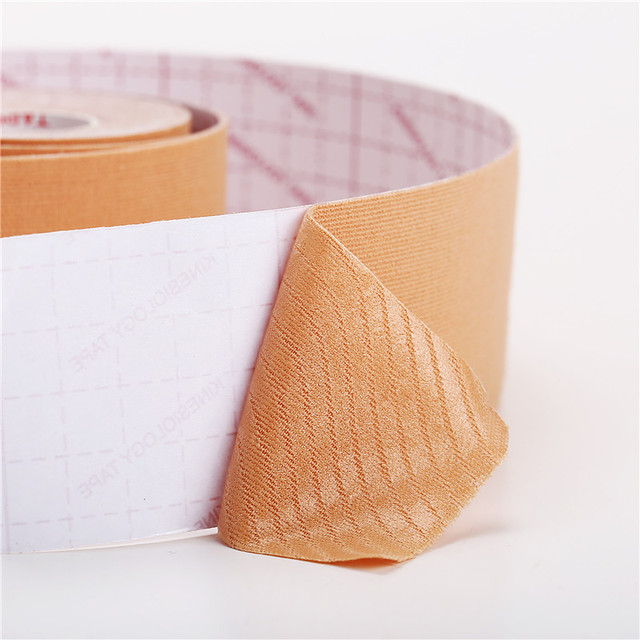 Dropshipping 5M Body Invisible Bra Women Boob Tape Nipple Cover DIY Breast Lift Tape Push Up Sticky Bra Lift Up Boob Tape 1 Roll 6