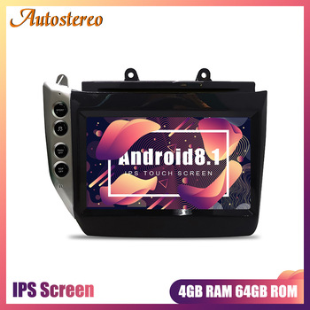 Android 8.1 4+64GB GPS Navigation For Maserati GT/GC GranTurismo 2007-2017 Car Multimedia Stereo Player Headunit No DVD Radio HD