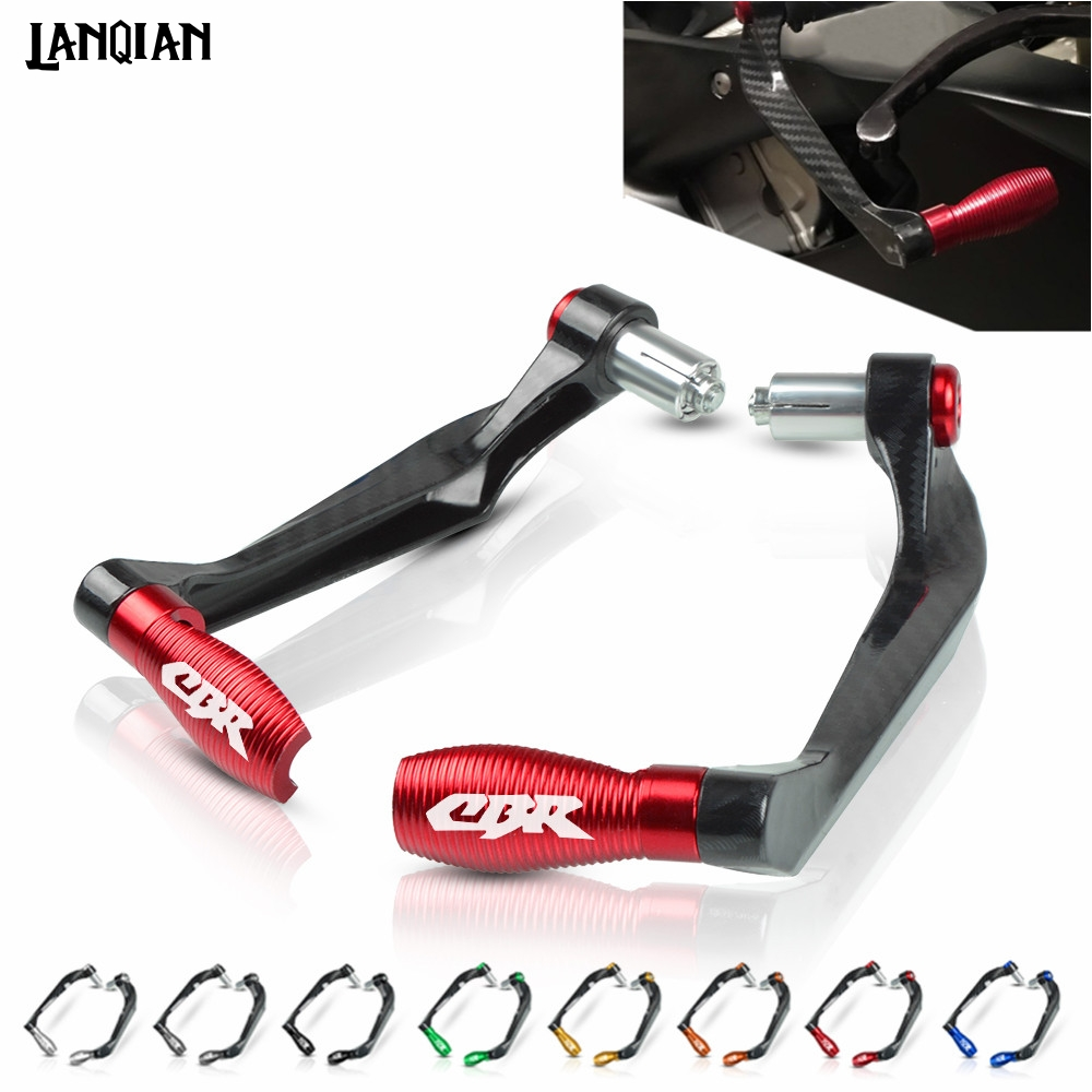 Motorcycle Brake Clutch Levers Guard Protector For Honda CBR 400 cbr600 F2 F3 F4 F4i CBR900RR CBR250R <font><b>CBR1000RR</b></font> CBR600RR <font><b>Parts</b></font> image