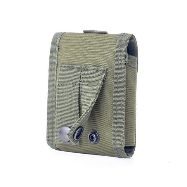Utilitaire EDC tactique Molle poche militaire munitions boîte Airsoft armée accessoires petit sac de taille voyage Camping randonnée sac de chasse