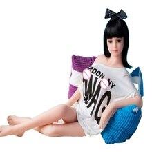 Seks bebek 100cm 09 # ile tam TPE iskelet yetişkin seks oyuncak aşk bebek vajina gerçekçi Pussy gerçekçi seksi bebek erkekler için seks oyuncak