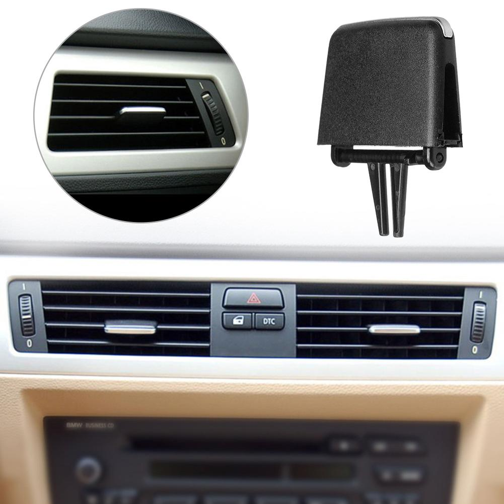 Auto Car Front A/C Air Vent Outlet Tab Clip Repair Kit Air Conditioning Vent Outlet Tab Clip for BMW 3 Series E90 2005-2012 image